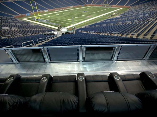 Detroit Lions Suites